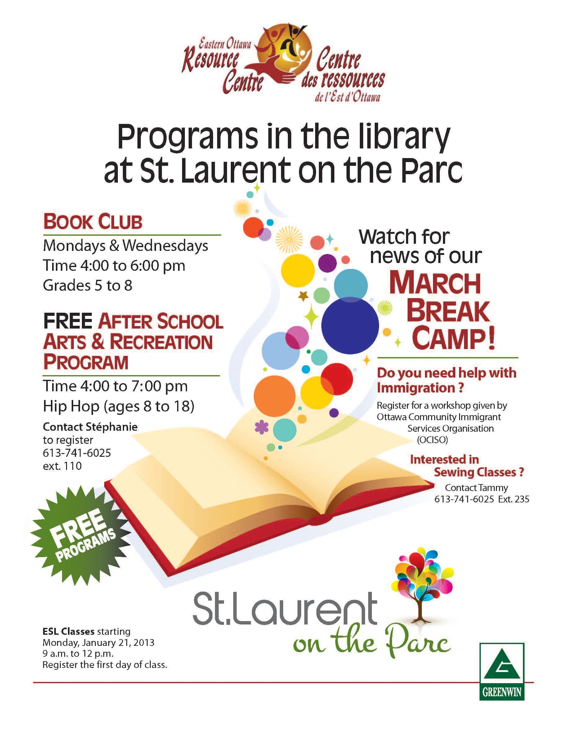 Donald - St Laurent Program Schedule 2013.jpg